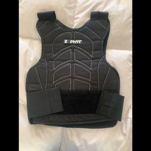 Men's paintball vest